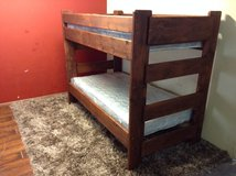 NICE! Bunk Bed (Including Mattresses) in CyFair, Texas