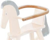 Geuther German Wooden Rocking Horse in Stuttgart, GE