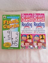 Flashcards And Brain Quest in Ramstein, Germany