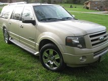 2007 Ford Expedition EL 4x4 in Madisonville, Kentucky