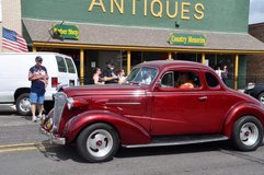 1937 Chevy Coupe in Conroe, Texas