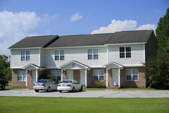 Sneads Ferry Townhome in Camp Lejeune, North Carolina