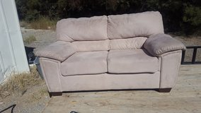 couch/love seat in Nellis AFB, Nevada