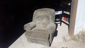 Recliner in Nellis AFB, Nevada