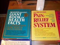 CHOICE OF HEALTH BOOKS in Warner Robins, Georgia