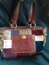Authentic coach limited edition purse in Shreveport, Louisiana
