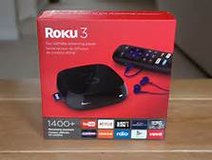 BNIB Roku 3 in Fort Leonard Wood, Missouri
