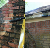 Power Washing services in Conroe, Texas