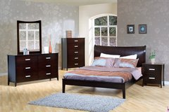 New! Urbano collection / Solid made queen bed set! + FREE BODY PILLOW! in Vista, California