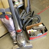 Kirby Vacuum with attachments in Conroe, Texas