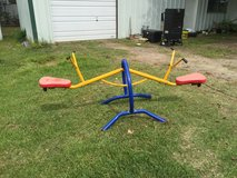 REDUCED TO SELL - Gym Dandy Teeter Totter in Cleveland, Texas