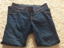 Old navy maternity jeans size 12 short in Stuttgart, GE