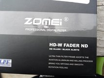 Zomei professional digital filter lens in Fort Campbell, Kentucky