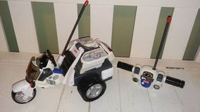 Fisher Price Rescue Remote Control Police Motorcycle in Batavia, Illinois