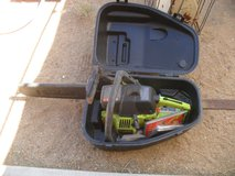 """~~  16 """"  Chainsaw  ~~ in Yucca Valley, California"""