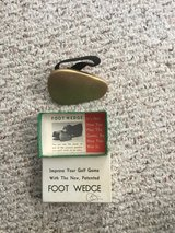 Foot Wedge in Chicago, Illinois