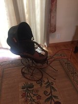 Antique doll stroller in Fairfield, California