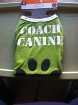 Coach Dog Costume Size Medium and Large in Chicago, Illinois