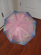 HELLO KITTY KIDS UMBRELLA in Camp Lejeune, North Carolina