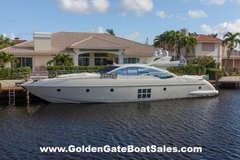 2010, 68 AZIMUT 68S For Sale in MacDill AFB, FL