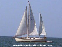 1980, 36' Pearson 365 Ketch Sailboat for Sale in MacDill AFB, FL