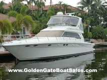 2003, 48 Sea Ray 480 Sedan Bridge in MacDill AFB, FL