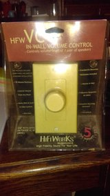 Hifi Works In-Wall Volume Control in Lawton, Oklahoma