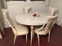 Kitchen Table and Chairs-Vintage in Great Lakes, Illinois