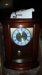 New / Linden Pierre / Wood Clock in Fort Campbell, Kentucky