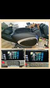 Zero gravity massage therapy chair in Fort Lewis, Washington