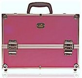 SHANY Essential Pro Makeup Train Case with Shoulder Strap and Locks in Bolingbrook, Illinois