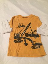 3t Carters long sleeved shirt in Joliet, Illinois