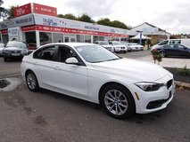 2016 BMW 320i 10,500 miles in Spangdahlem, Germany