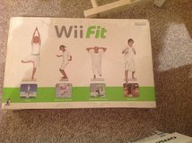 WII Fit, never used once!! in Dover AFB, Delaware