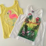 Summer shirts with birds in Ramstein, Germany