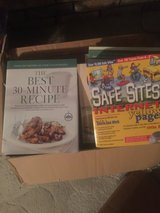 TONS AND TONS of cookbooks!!! in DeRidder, Louisiana