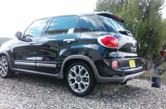 2014 FIAT 500L Trekking with hidden tow bar in Alamogordo, New Mexico