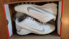 Nike Land Shark cleats size 11.5 in Chicago, Illinois