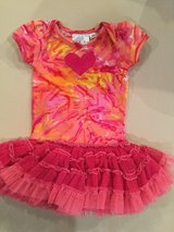 Ooh La, La! Couture Dress...size 3-6 months in Shorewood, Illinois
