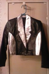 size small leather jacket in Fort Campbell, Kentucky