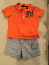 Carter's Short Set..size 9 months in Naperville, Illinois