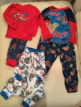 Character pajamas in Naperville, Illinois