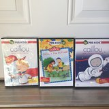Caillou DVDs in Watertown, New York