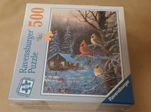 Ravensburger Puzzle 500 Piece Cabin Fever 82052 in Byron, Georgia