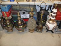 ***  Assorted Vintage Lamps  *** in 29 Palms, California