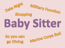 Certified Baby Sitter in Okinawa, Japan