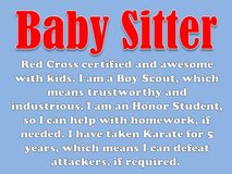 Baby Sitter Available in Okinawa, Japan