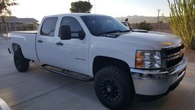 2014 chevy crew cab 2500hd in Yucca Valley, California