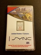 U.S. and Canada SYNC Vehicle Navigation System - Version A7 (for Multiple branded cars) in Bolling AFB, DC