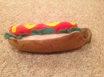 Dog Hot Dog Halloween costume in New Lenox, Illinois
